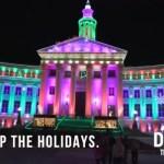 Visit Denver Mile High Holidays Flyaway Sweepstakes
