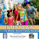 WQAD 8 Walt Disney World Resort Family Vacation Sweepstakes