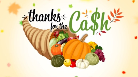 Wreg Thanks For The Cash November 2018 Sweepstakes