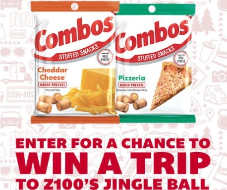 Z100 Jingle Ball Sweepstakes