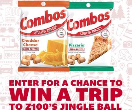 Z100 Jingle Ball Sweepstakes