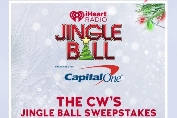 iHeartRadio The CW's Jingle Ball Sweepstakes