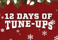 Big O Tires 12 Days Of Tune-ups Contest
