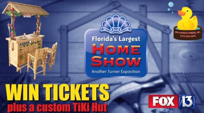 Fox 13 News December Home Show Contest