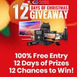Investors Underground 12 Days of Christmas Giveaway