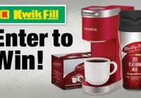 Kwik Fill Bradley Street Coffee Giveaway