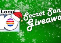 Local 10's Secret Santa Giveaway