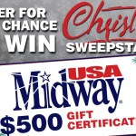 MidwayUSA 2018 Christmas Sweepstakes