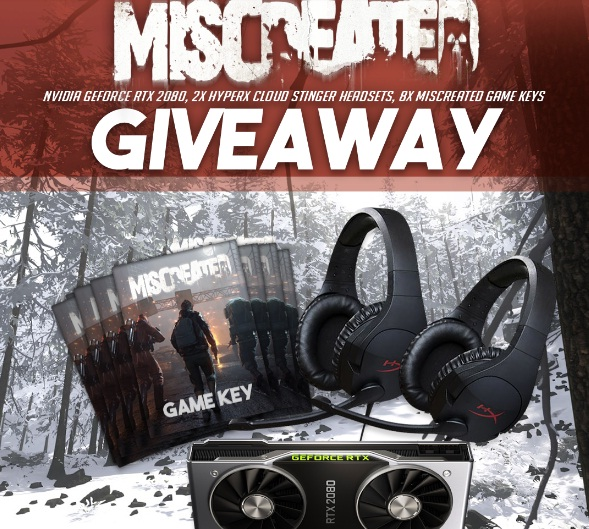 Miscreated Giveaway