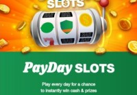 Payday Slots Instant Win Game And Sweepstakes