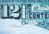 The ROAD iD 2018 Twelve Days of Christmas Contest