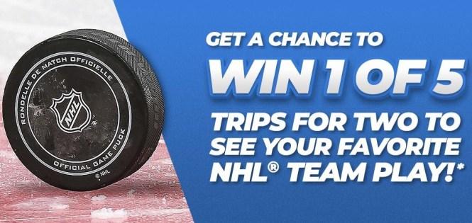 Travel Nation Hockey Contest