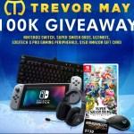 Trevor May 100K Giveaway