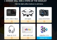 VideoProc Win Your Holiday Wish List Sweepstakes