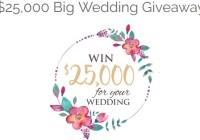 Wedding Show Pros $25000 Big Wedding Giveaway
