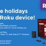 iHeartRadio And Roku Giveaway