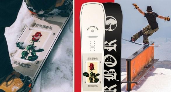 Arbor Snowboard Giveaway