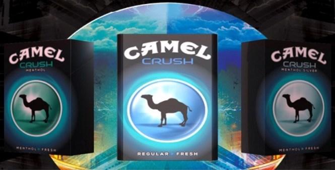Camel.com Crush Now Sweepstakes