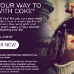 Coca Cola $5000 Cash Giveaway