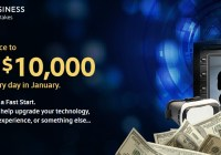 Comcast Business Fast Start Sweepstakes