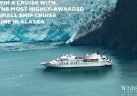 Cruise Alaska With Windstar Sweepstakes