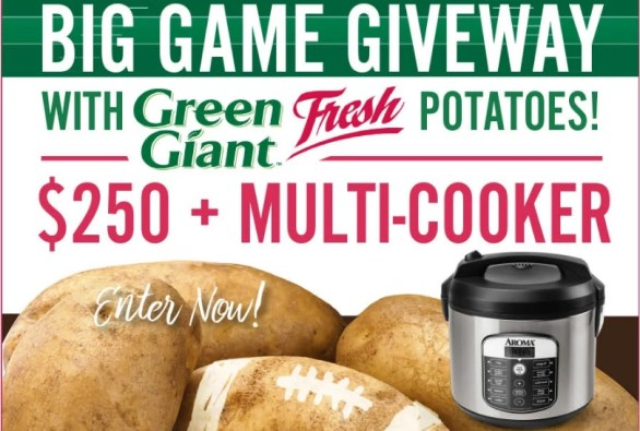 Farm Star Living Big Game Giveaway