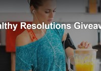 Flooring America Healthy Resolutions Giveaway