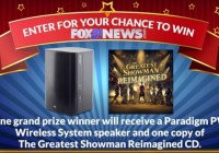 Fox 21 News The Greatest Showman Reimagined Sweepstakes