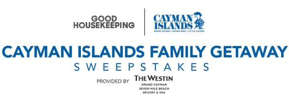 Good Housekeeping Cayman Islands Family Getaway Sweepstakes