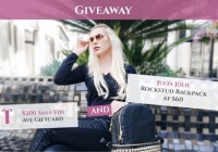 Julia Jolie TV Sake 5th Ave Giveaway