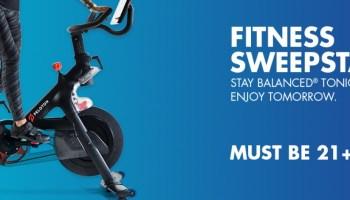 Smirnoff Seltzer Peloton Bike Sweepstakes - Win A Peloton Fitness