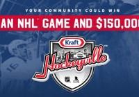 Kraft Hockeyvilletm USA 2019 Contest