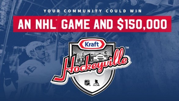 Kraft Hockeyvilletm USA 2019 Contest