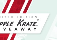 Limited Edition Apple Krate Giveaway