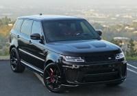 Omaze Range Rover Sweepstakes