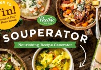 Pacific Foods Souperator Sweepstakes