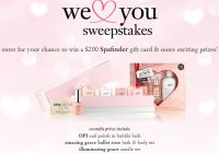 Philosophy We Love You Sweepstakes