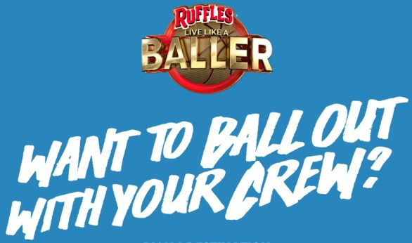 Ruffles Live Like A Baller Instant Win Game