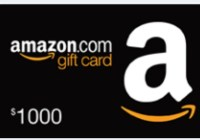 SlimKicker $1000 Amazon Giveaway