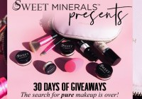 Sweet Minerals 30 Days Of Giveaways