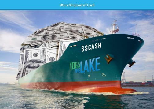 WHLK 2019 Q1 Cash Sweepstakes