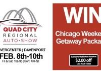 WQAD Chicago Weekend Getaway Sweepstakes