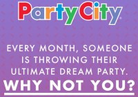 105.9 The Rock Party City Ultimate Dream Party Sweepstakes