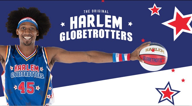 313 Presents Harlem Globetrotters Contest