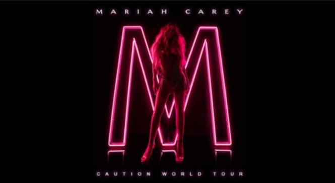 97.9 The Box Mariah Carey Caution World Tour Contest
