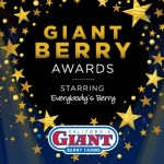 California Giant Berry Farms Giant Berry Awards Starring Everybodys Berry Promotion
