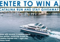 Catalina Island Run And Stay Giveaway
