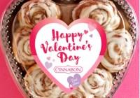 Cinnabon Valentines Day Sweepstakes