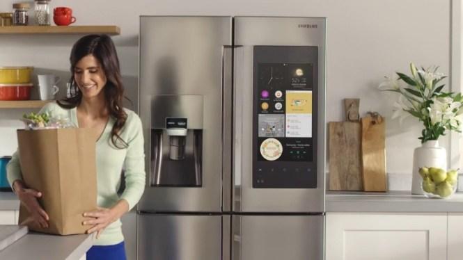 Coca Cola Home Depot Smart Refrigerator Sweepstakes