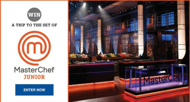 Family Circle MasterChef Junior Experience Sweepstakes